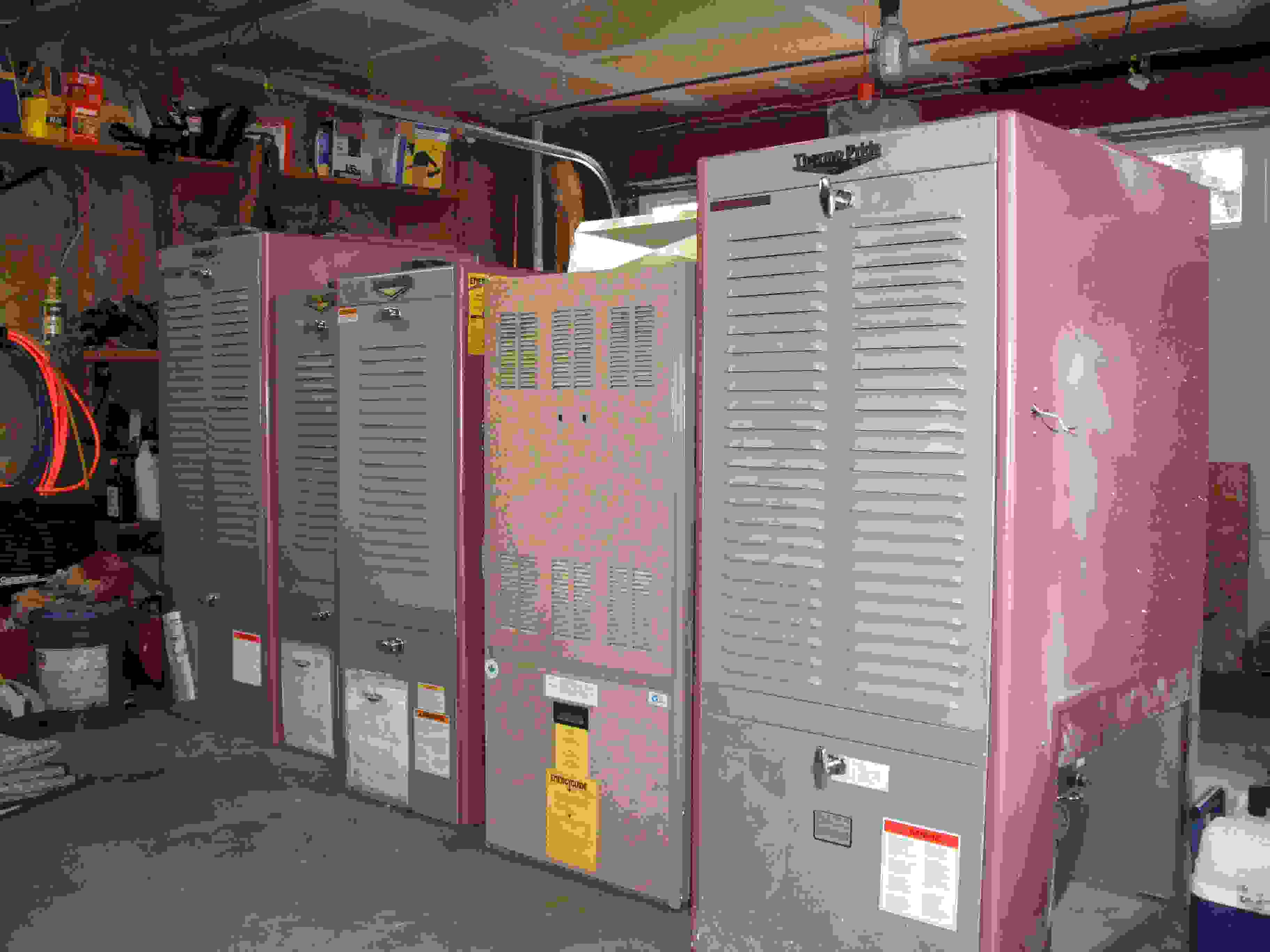 Group Furnaces